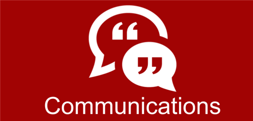 communications icon