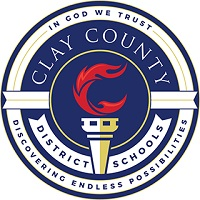 Clay County District Schools Logo